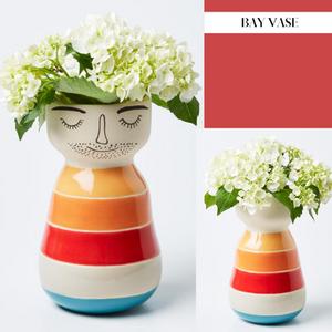 Jones & Co Bay Vase