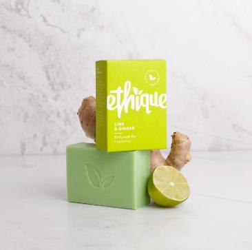 Ethique Solid Body Wash (Lime & Ginger)