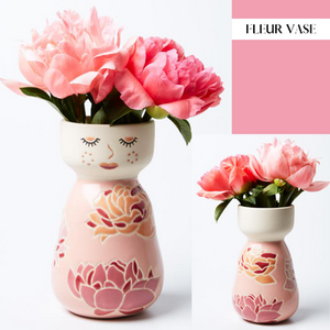 Jones & Co Fleur Vase