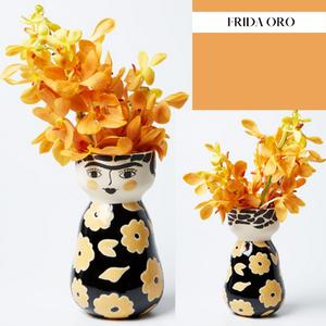 Jones & Co Frida Olo Face Vase