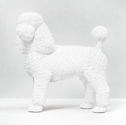 Poodle by White Moose (White)