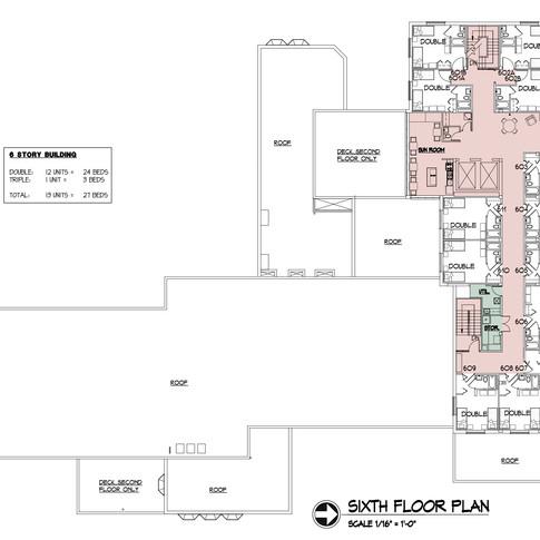 The Founders Club Floor Plans