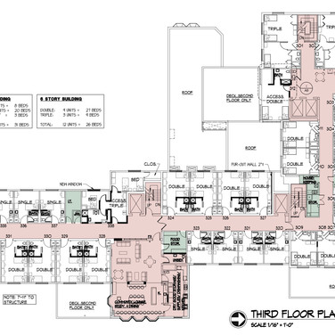 The Founders Club Floor Plans