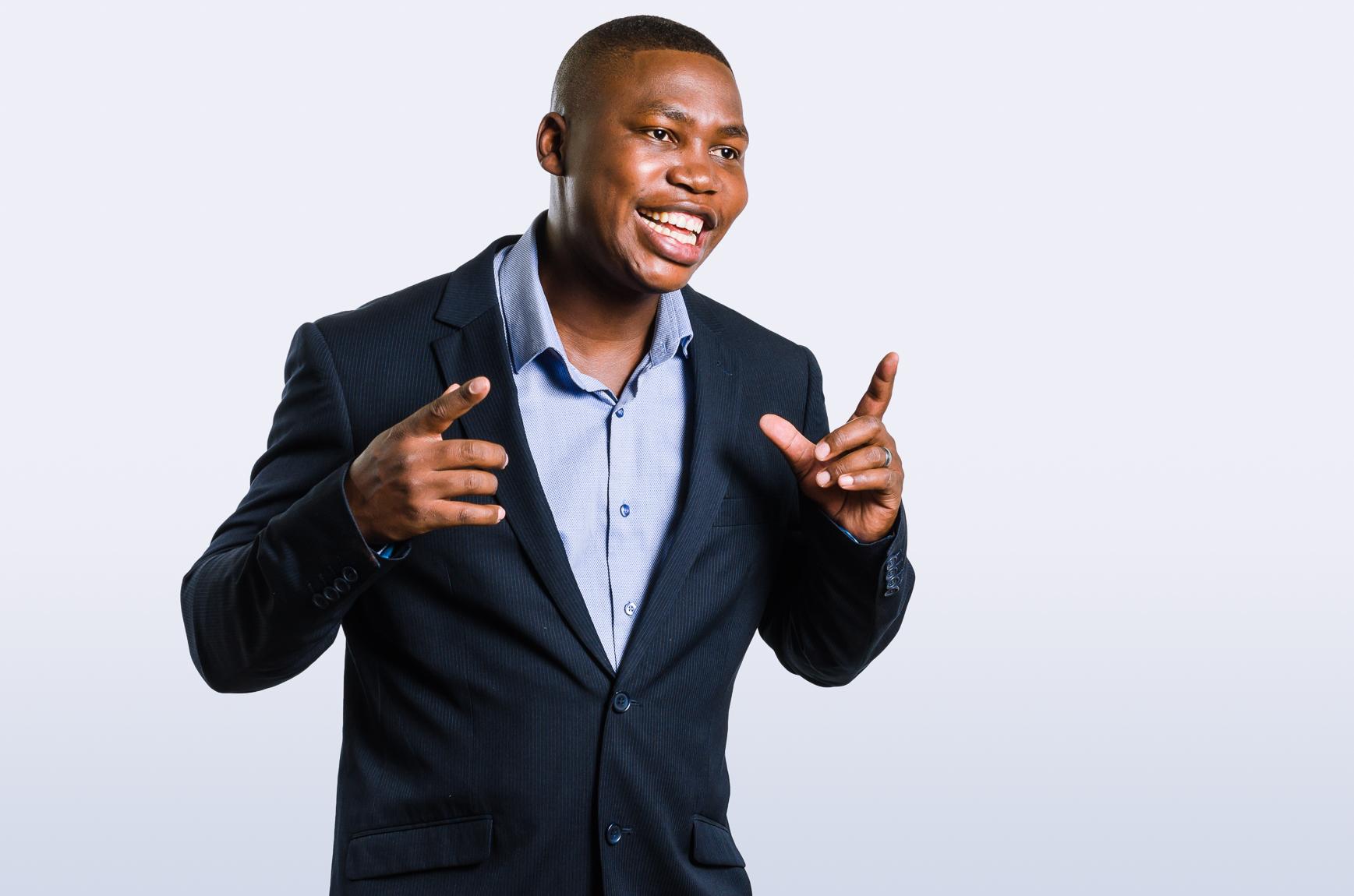 Buhle Dlamini Motivational speaker 2