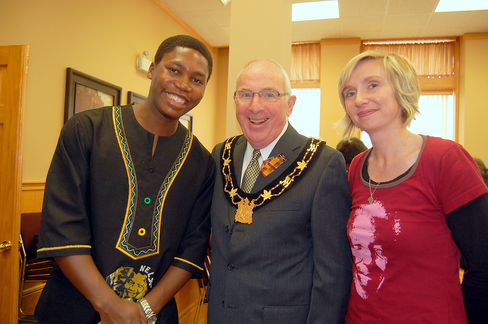 African Heritage Month 2014 , winter, Help Line donation, Levee 213[10].JPG