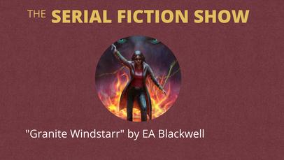 """Granite Windstarr"" by EA Blackwell"