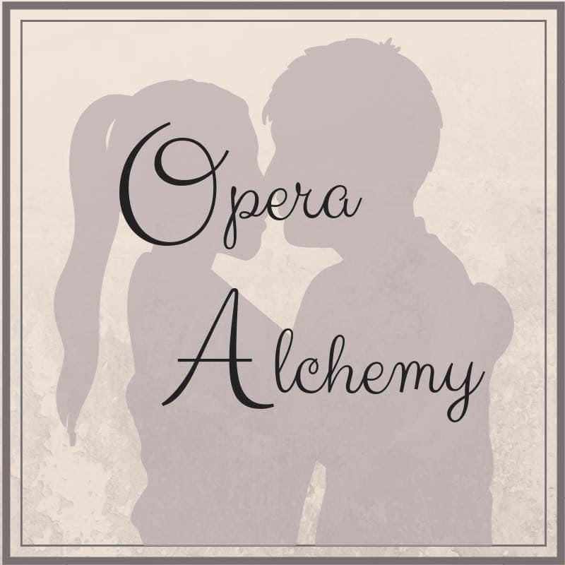 Opera Alchemy Poster