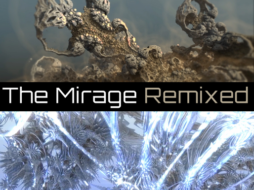 Out now: The first of the Mirage Remixes... plus an Interview with Jazzuelle
