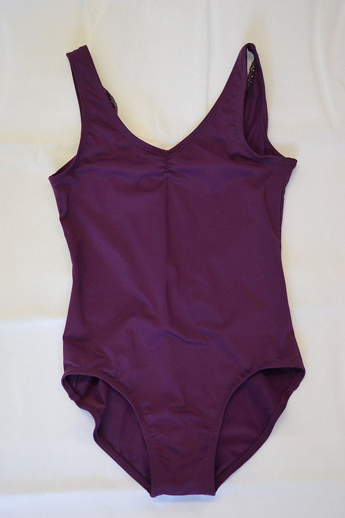 Purple Fashion leotard