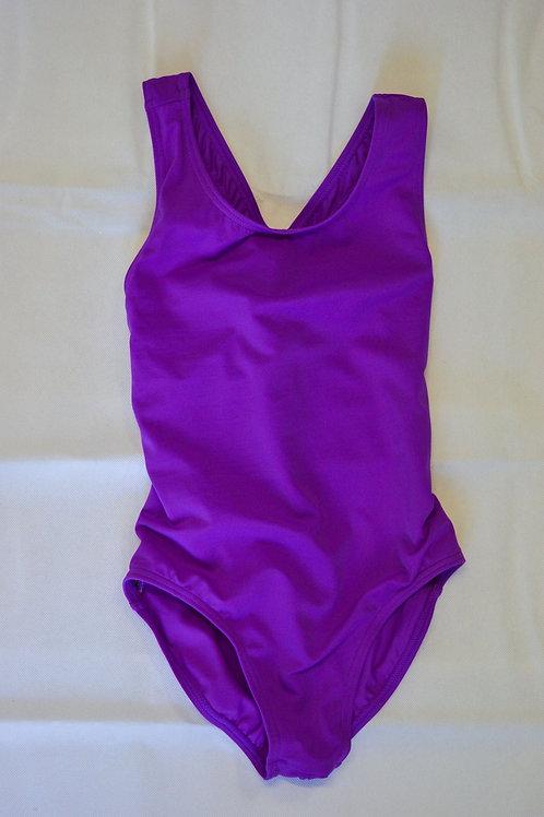 Purple Fashion Leotard