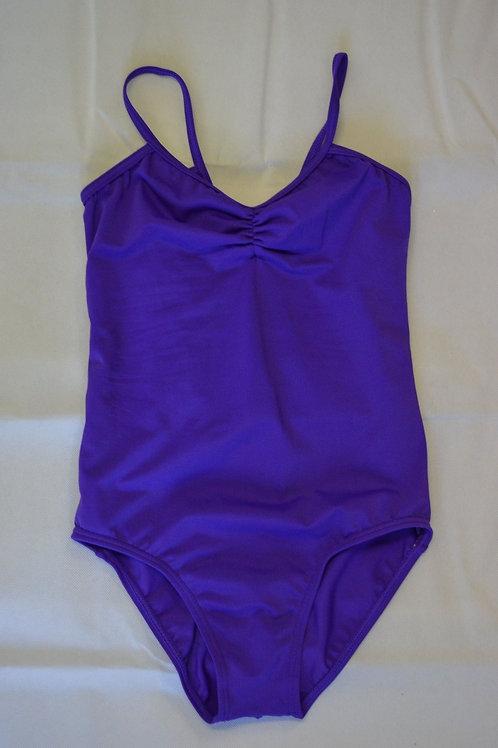 Purple Plain Leotard