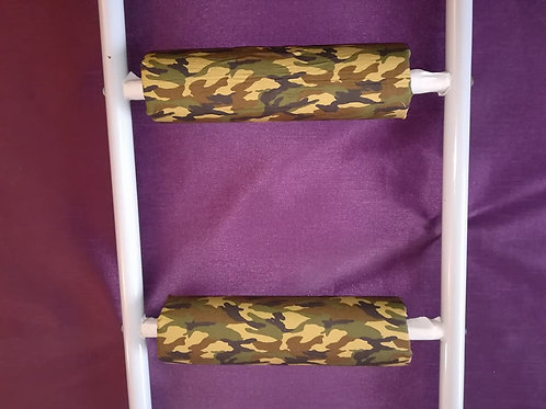Khaki Camouflage  Ladder Rung Covers