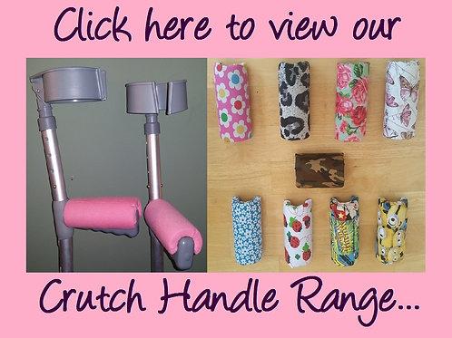 Crutch Handle Covers