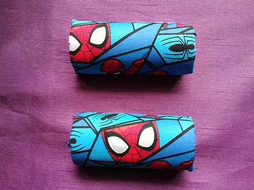Spiderman Crutch Handle Covers (Pair)