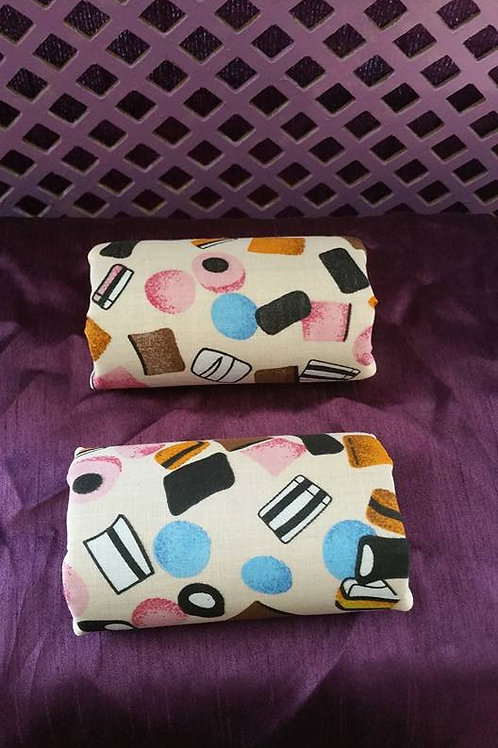 Liquorice Allsorts Zimmer/Walking Frame Handle Covers