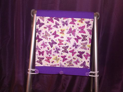 Purple/Butterflies -  Zimmer Frame Bag