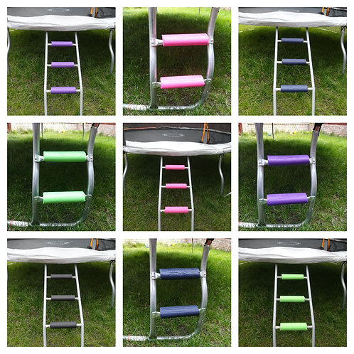 Red - Trampoline/Outdoor Rung Covers