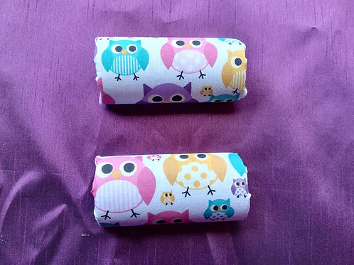 Owls Crutch Handle Covers (Pair)