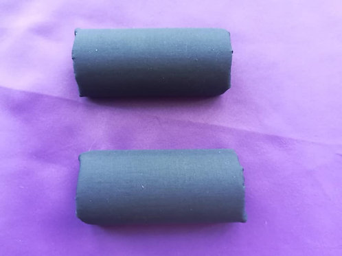 Navy Blue Zimmer/Walking Frame Handle Covers