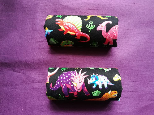 Dinosaurs Crutch Handle Covers (Pair)
