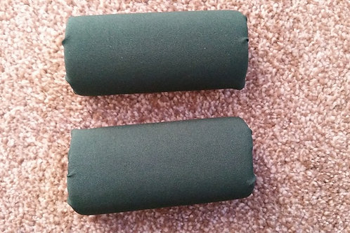 Emerald Green Crutch Handle Covers (Pair)