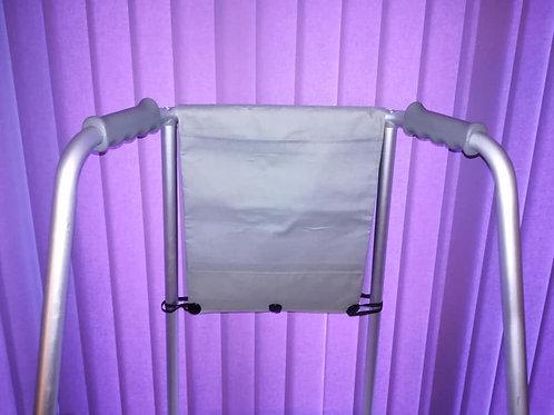 Plain Grey -  Zimmer Frame Bag
