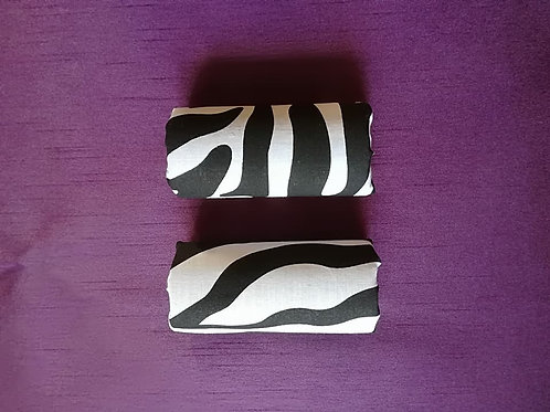 Zebra - Zimmer/Walking Frame Handle Covers