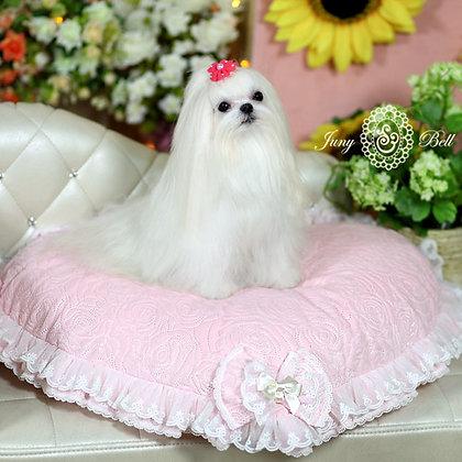 Amelia Rose - Handmade Cushion