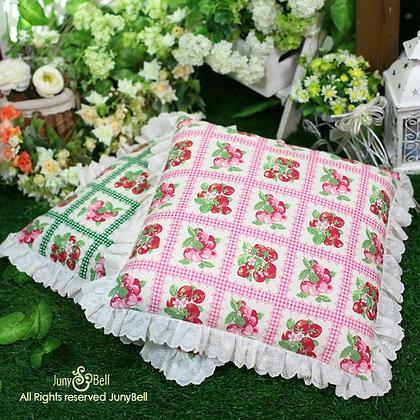 Cherryberry - Handmade Mat Cushion