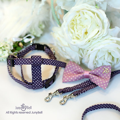 Violet Harness Set