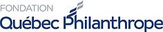 logo Québec philanthrope