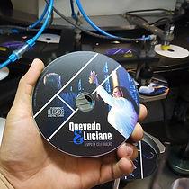 Projeto_ Quevedo & Luciane__O CD e DVD P