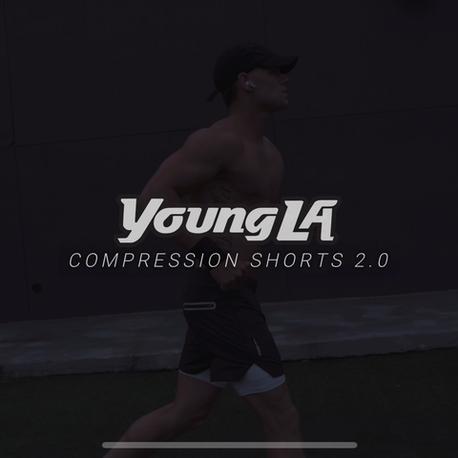 Young LA - Compression Shorts Promo