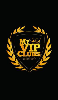 MYVIPCLUBS logo design