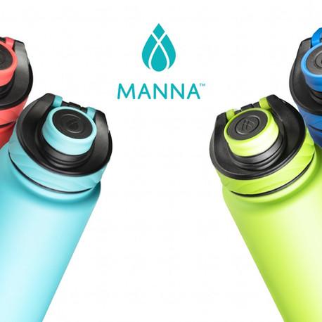 Manna Hydration Convoy Promo