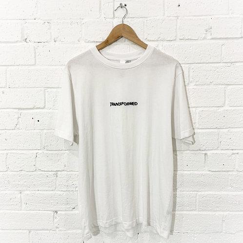 Adult UNISEX White T-Shirt