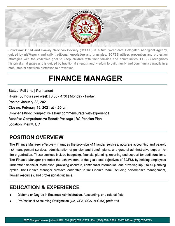 Finance Manager page 1 - January 2021.jp
