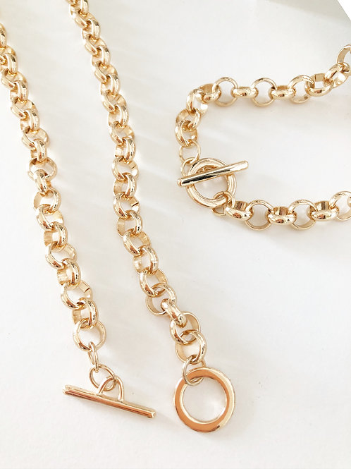 Necklace Chiara Gold