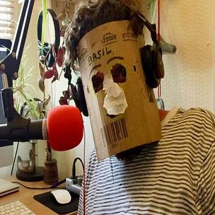 BASIL ON THE RADIO