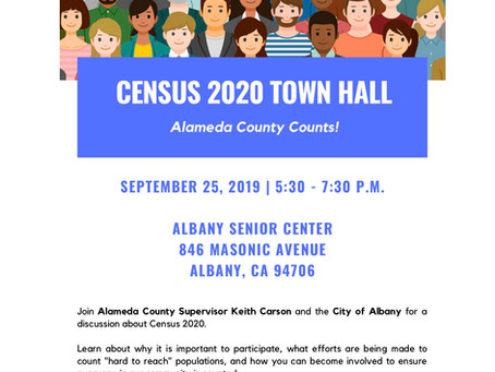 2020 Census Town Hall