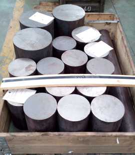 INSO Redondos acero diferentes diámetros