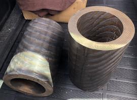 INSO Colada contínua metales no férricos
