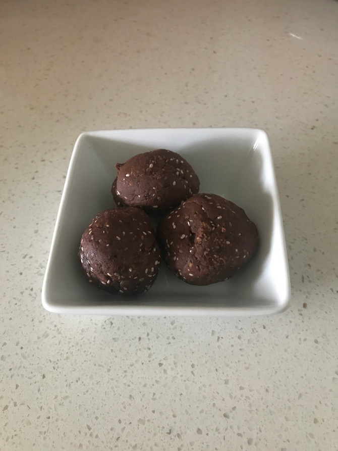 Inca Chocolate Protein Truffle Balls