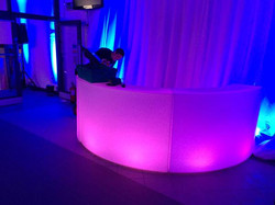 Glowing Modular LED Bar