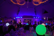 LED Sphere Hire