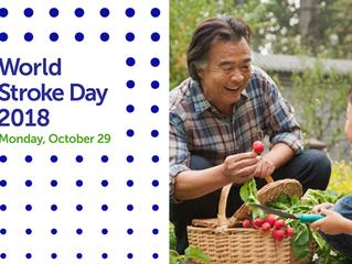 29.10.2018 World Stroke Day