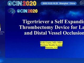 Dr. Gupta Presents Tigertriever @OCIN2020