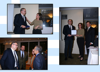 Rapid Medical Honored for Lifesaving Contribution to Greece