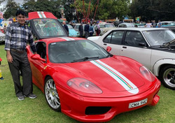 international car show