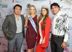 Sandeep Kumar Mishra at Miss Earth Australia 2019